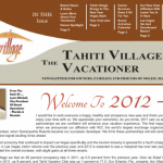 Tahiti Village vacationer
