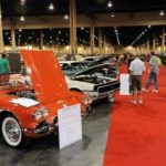 Barrett Jackson car show