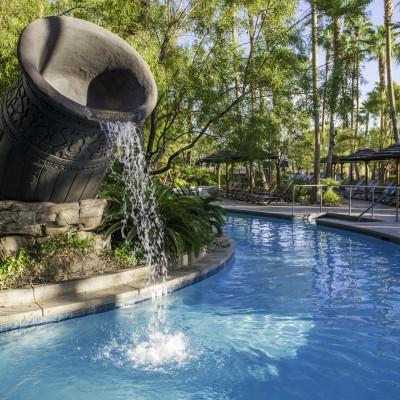 Tahiti Village Pool