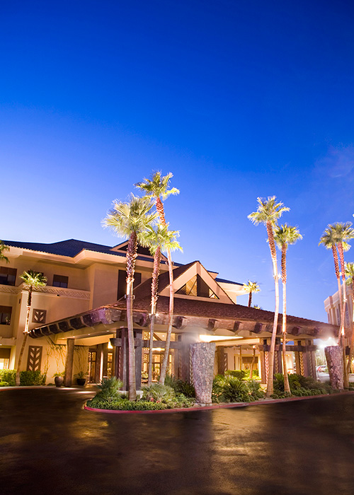 About Our Family Friendly Hotel In Las Vegas Tahiti Village