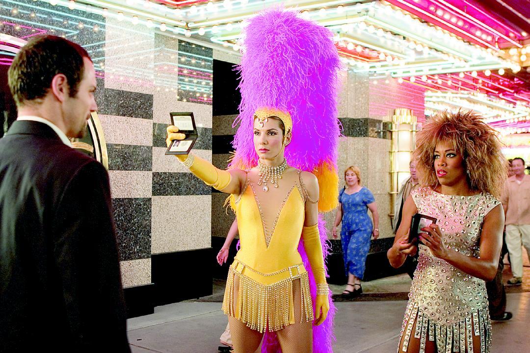 Sandra Bullock in Miss Congeniality 2