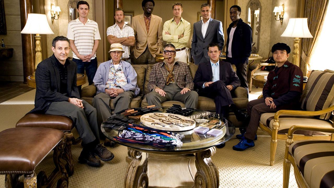 Cast of Ocean's Eleven