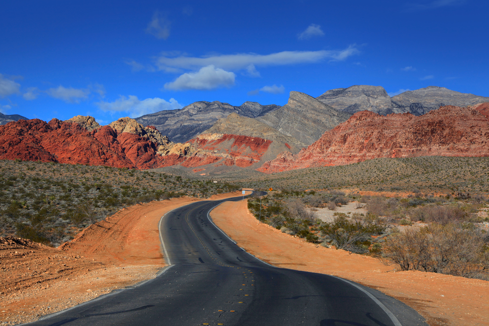 Red Rock Canyon Las Vegas