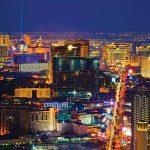 Las Vegas on New Years