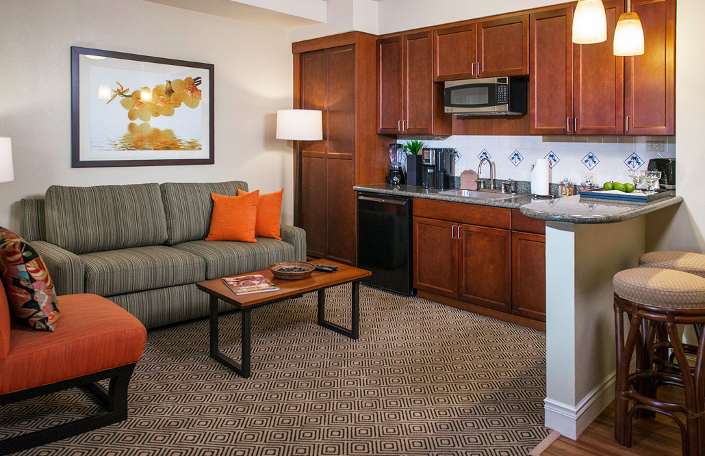 Newly Renovated Suites In Las Vegas Tahiti Village Resort