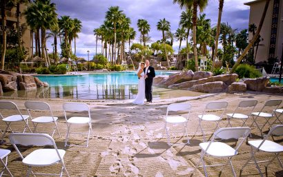 Paradise Beach Wedding Location At Tahiti Village