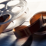 Film and movie reel