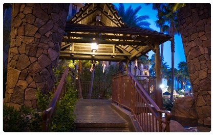 Las Vegas Gazebo Wedding Venue Tahiti Village