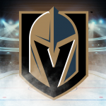 NHL Golden Knights logo.