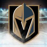 NHL Golden Knights logo.