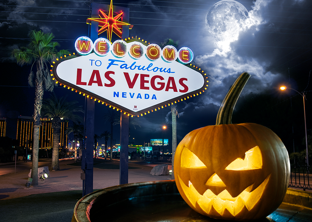 When It Comes To Halloween Vegas Knows What It S Doing Tahiti Village Resort