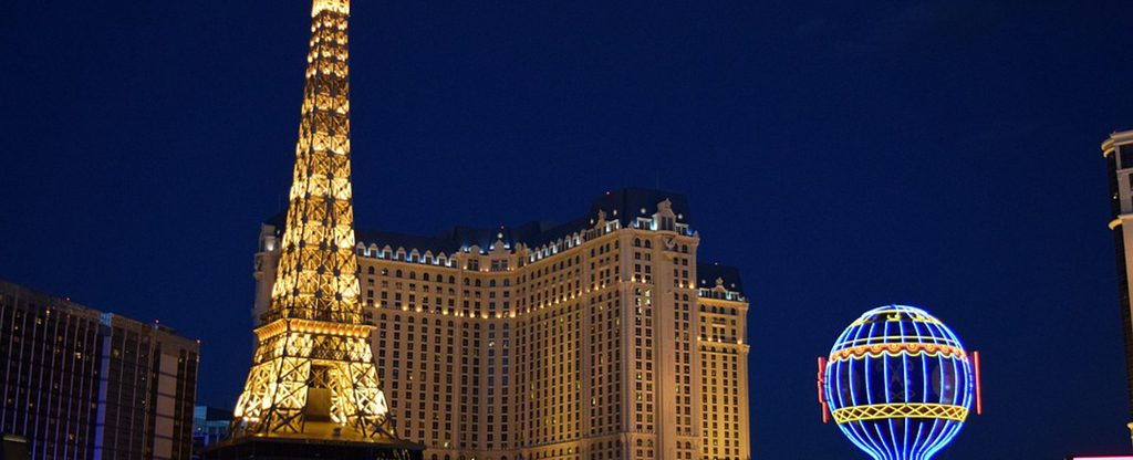 Paris Las Vegas Hotel and Casino.