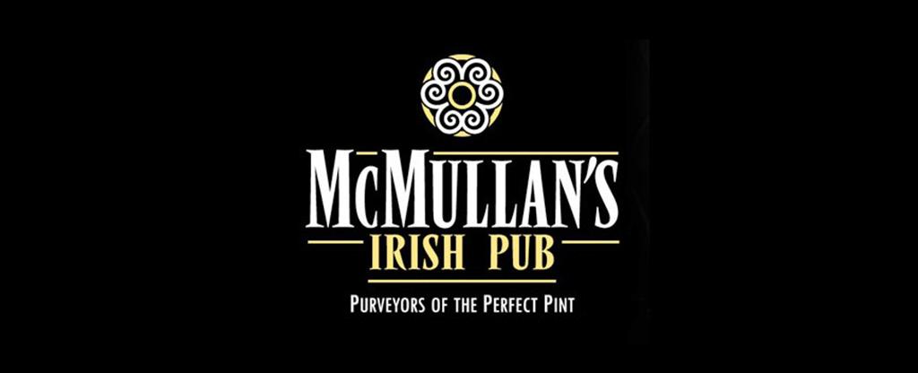 McMullan's Irish Pub logo in Las Vegas.