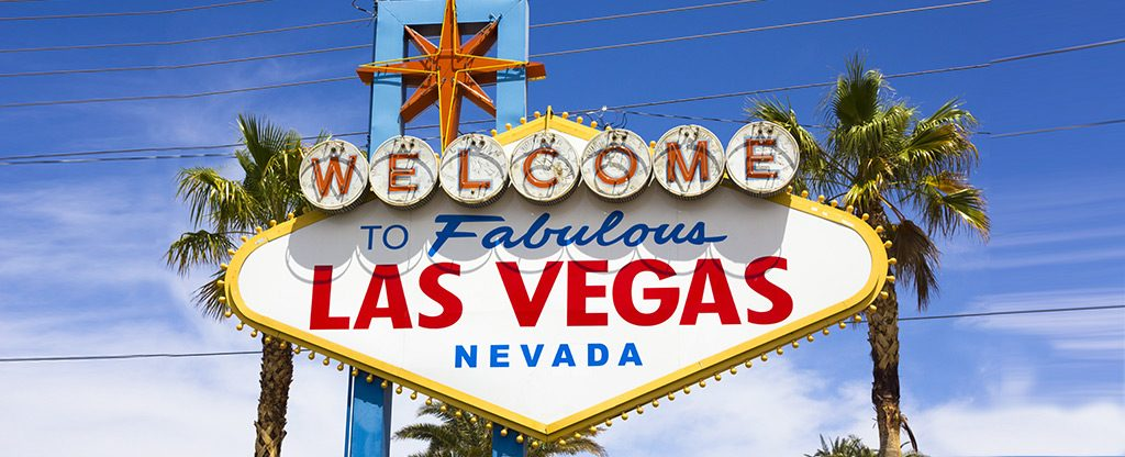 Welcome to Fabulous Las Vegas sign.