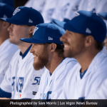 Las Vegas 51s Baseball Team Photo