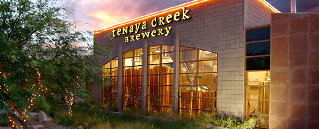 Tenaya Creek Brewery in Las Vegas