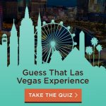 Las Vegas Strip background for Vegas specific quiz