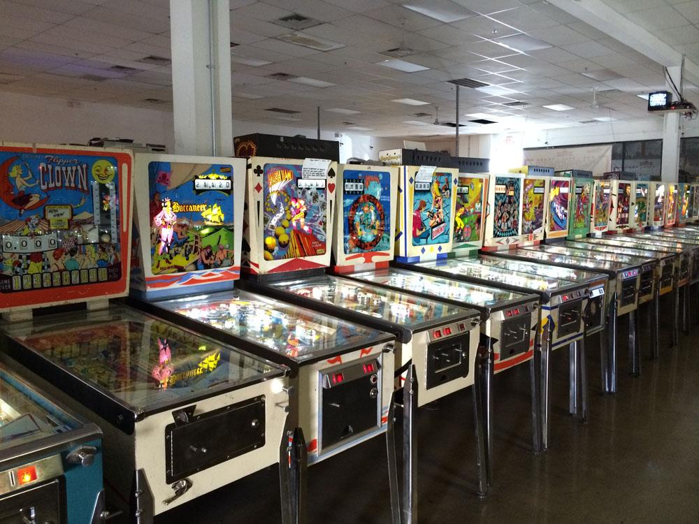 Pinball Museum Las Vegas