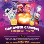 Halloween events Las Vegas Tahiti Village Resort
