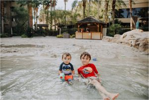 Family friendly Tahiti Village Resort & Spa Las Vegas
