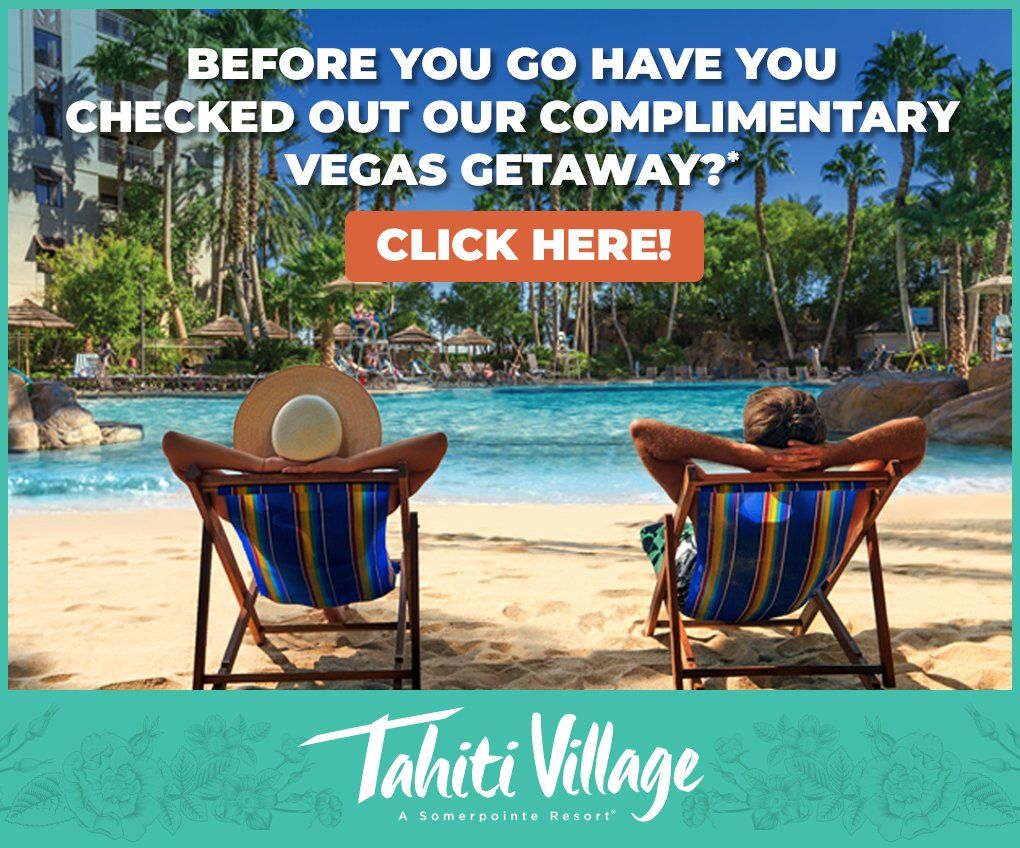 Click for a Complimentary Las Vegas Getaway
