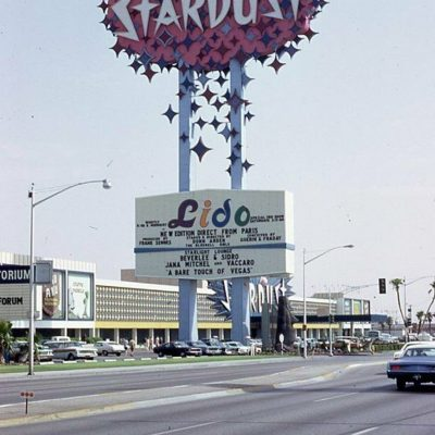 Snapshot of Vegas' History